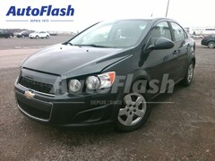 2014 Chevrolet Sonic LS *M5 *A/C *Un proprio/One-owner Sedan