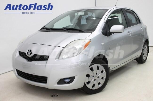 2009 Toyota Yaris Hatchback Manuel *Miroir-Electric-Mirror *Clean Hatchback St-Hubert