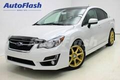 Used 2016 Subaru Impreza 2.5L AWD Sport-Pkg* m6* Toit/Roof* Camera* wow Sedan near Montreal