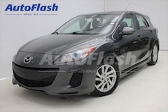 Used 2012 Mazda Mazda3 GS sport Hatchback * M6 * Toit-Ouvrant * Clean! Hatchback near Montreal