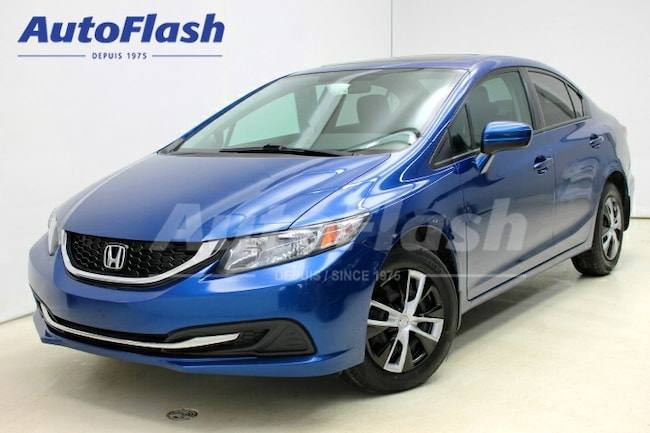 2014 Honda Civic EX * M5 * Toit/Roof * Bluetooth * 2-Cameras Sedan St-Hubert