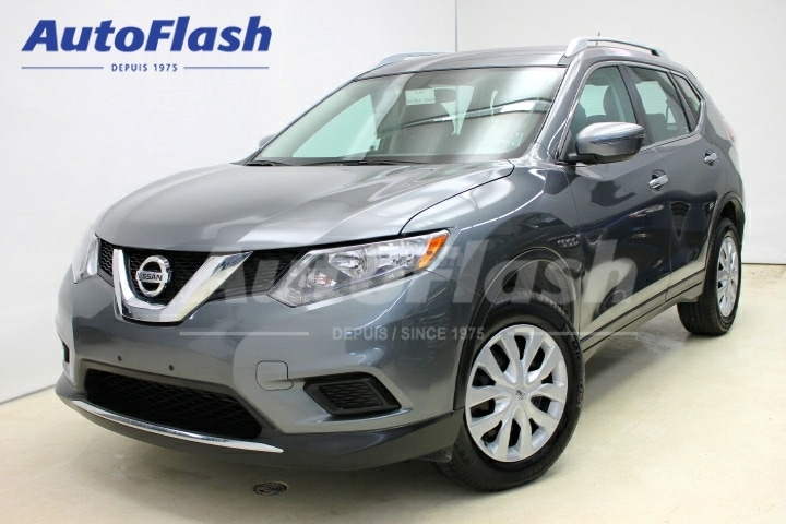 2016 Nissan Rogue 2.5L AWD * Camera * Bluetooth * Extra-Clean SUV