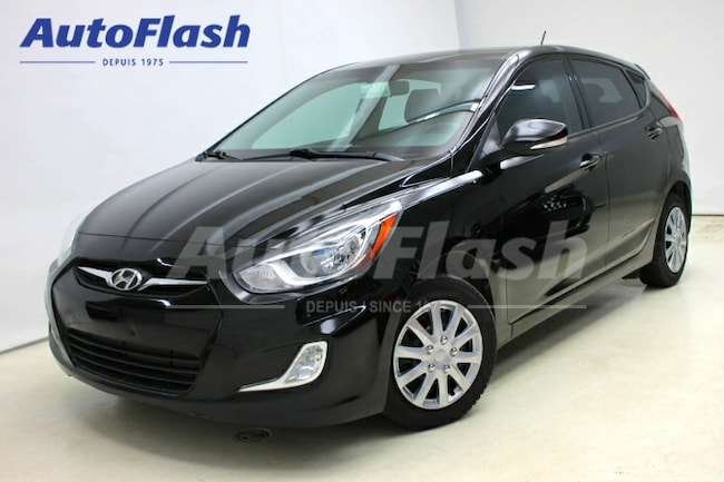 2014 Hyundai Accent GLS *M6 *Bluetooth * Toit/Roof * Fog Hatchback St-Hubert