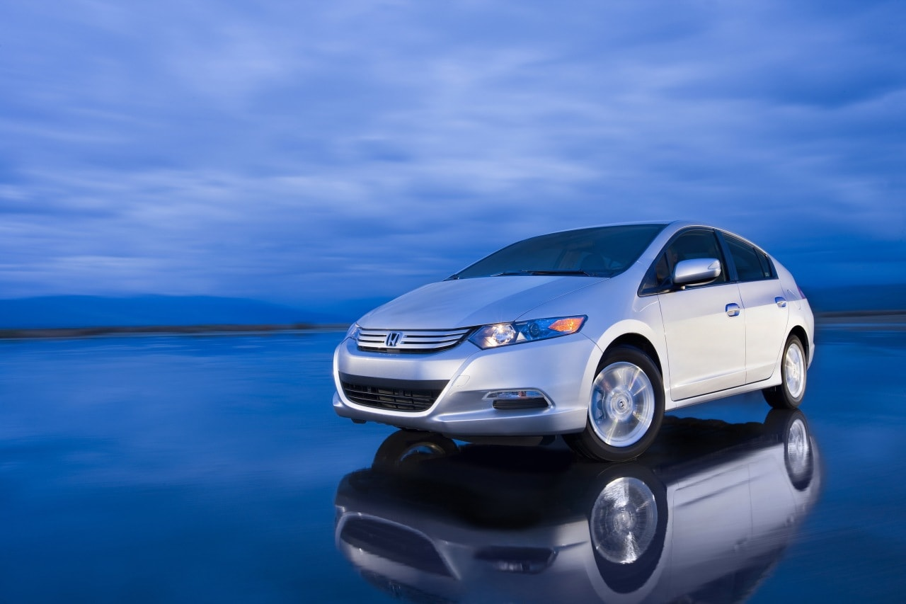 Test Drive Used Honda Insight 2010-2011
