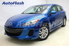 Used 2012 Mazda Mazda3 2.0L Skyactive * Mags * Bluetooth Hatchback near Montreal