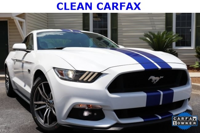 2016 Ford Mustang Coupe