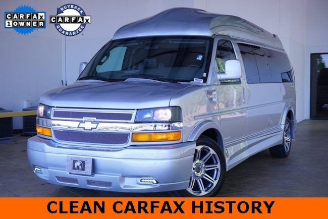 2016 Chevrolet Express 2500 Passenger van Cargo Van
