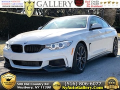 Used Luxury 2016 BMW 4-Series 435i Coupe for sale in Westbury, NY