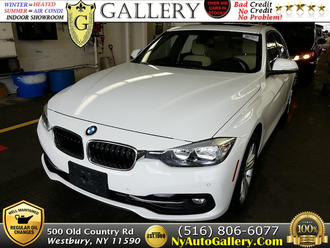 Used 2017 BMW 3-Series 330i xDrive Sedan for Sale in Westbury, NY