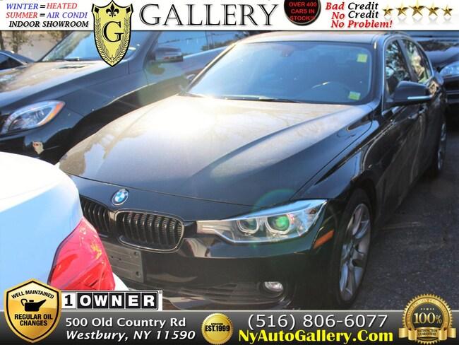 Used 2015 BMW 3-Series 328i xDrive Sedan for Sale in Westbury, NY