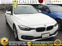 Used 2016 BMW 3-Series 328I w/SULEV Sedan for Sale in Westbury, NY