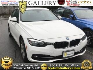 Used  2016 BMW 3-Series 328I w/SULEV Sedan for sale in Westbury, NY