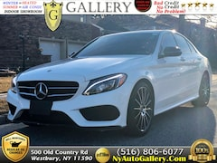 Used 2018 Mercedes-Benz C-Class C 300 Sedan for Sale in Westbury, NY