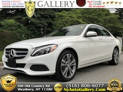 Used 2017 Mercedes-Benz C-Class C 300 4MATIC Sedan for Sale in Westbury, NY