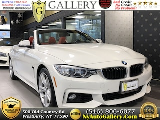 Used  2015 BMW 4-Series 428i Convertible for sale in Westbury, NY