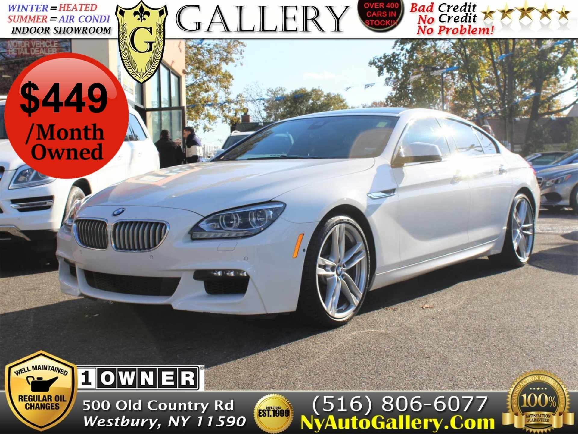 2014 BMW 6-Series 650i Sport Gran Coupe