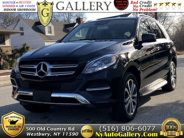 Used 2017 Mercedes Benz Gle Class For Sale Westbury