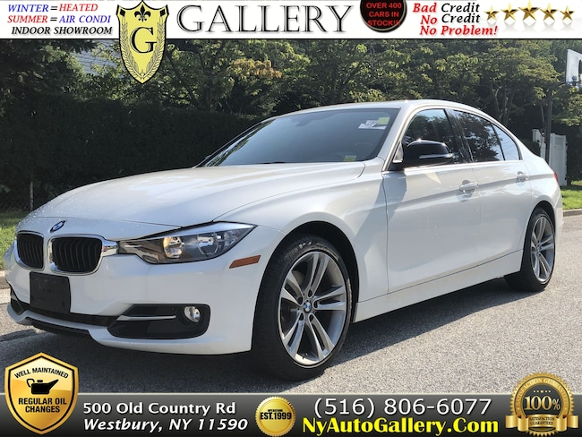 Used 2015 BMW 3-Series 328i xDrive Sedan for Sale in Westbury, NY