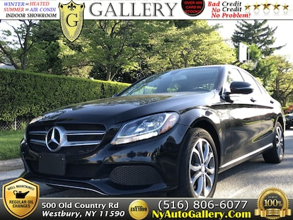 Mercedes C Class For Sale >> Used 2016 Mercedes Benz C Class For Sale Westbury Ny55swf4kb8gu109458