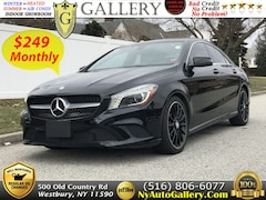 Used 2016 Mercedes-Benz CLA-Class CLA 250 Coupe for Sale in Westbury, NY