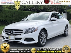 Used 2016 Mercedes-Benz C-Class C 300 4MATIC Sedan for Sale in Westbury, NY