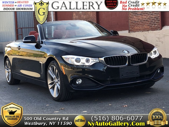 Used 2015 BMW 4-Series 435i xDrive Convertible for Sale in Westbury, NY