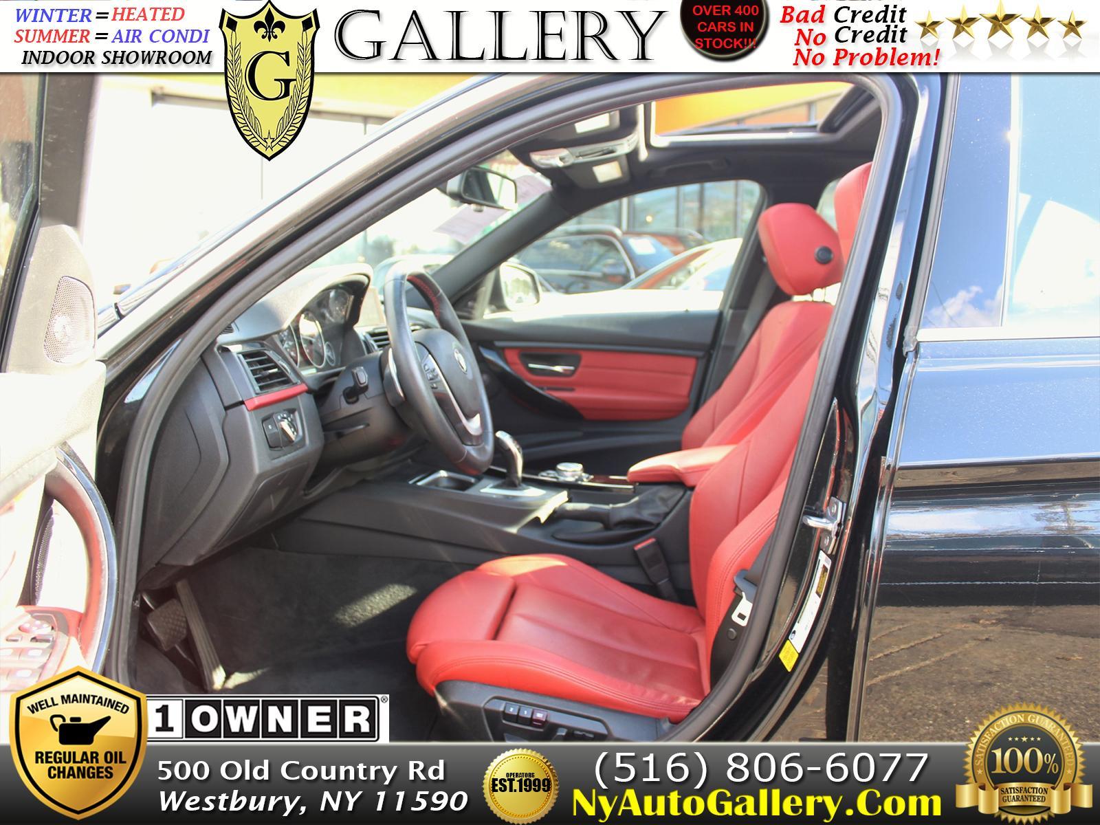2015 BMW 3-Series 335i Sport Sedan