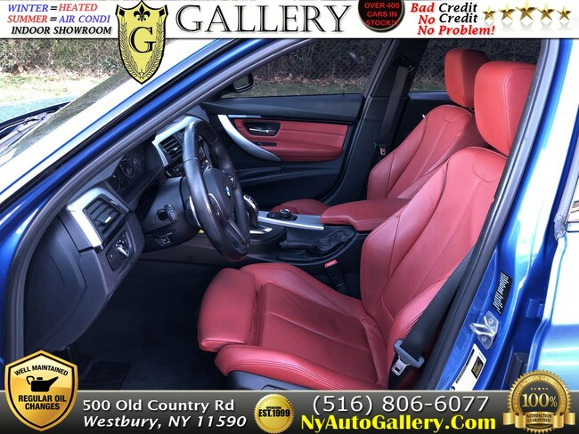 Used 2016 BMW 3-Series 328i xDrive SULEV Sedan for Sale in Westbury, NY