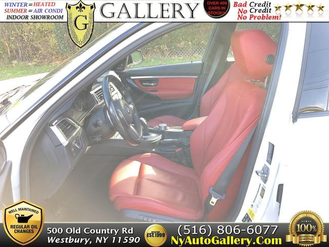 Used 2016 BMW 3-Series 340i xDrive Sedan for Sale in Westbury, NY