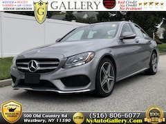 Used 2015 Mercedes-Benz C-Class C 300 Sedan for Sale in Westbury, NY