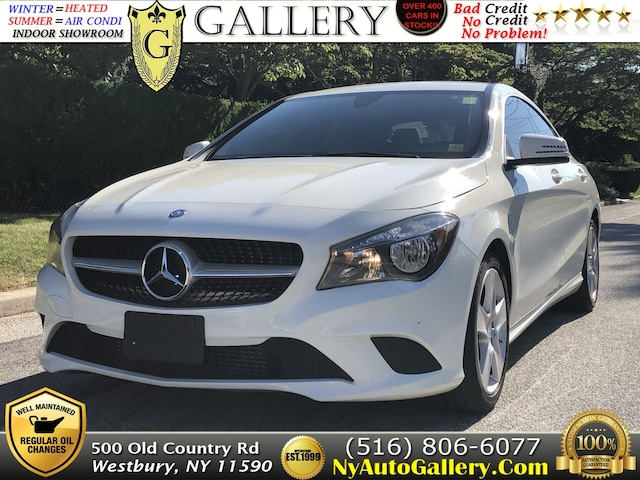 Used 2015 Mercedes-Benz CLA-Class For Sale | Westbury ...