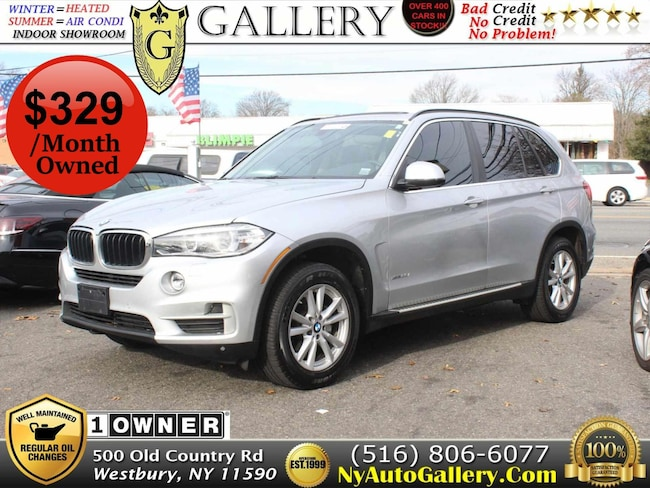 Used 2015 BMW X5 xDrive35i SUV for Sale in Westbury, NY
