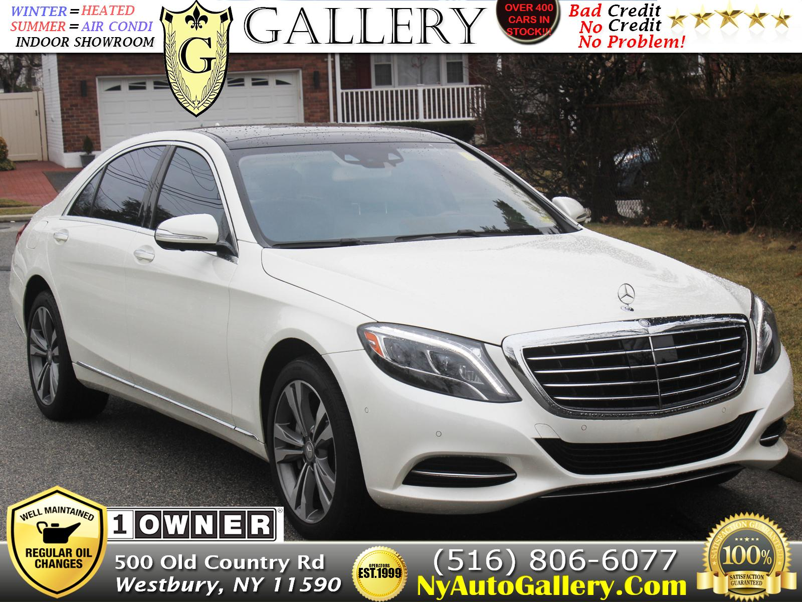 Used Mercedes-Benz S-Class For Sale New York, NY - CarGurus