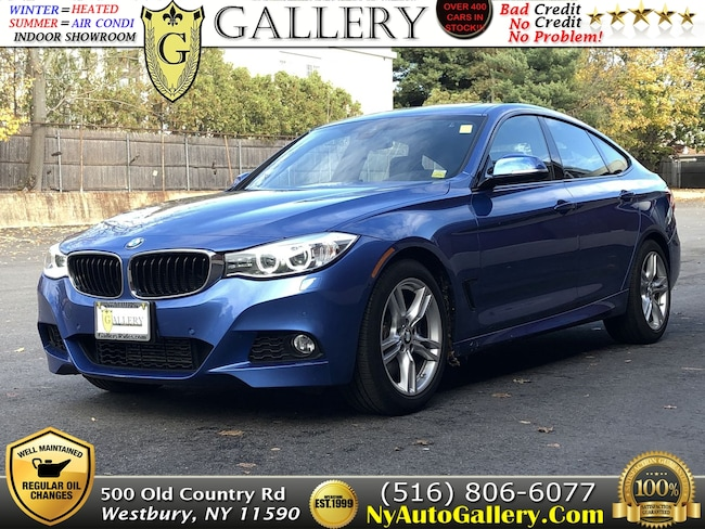 Used 2015 BMW 3-Series 335i xDrive Gran Turismo for Sale in Westbury, NY