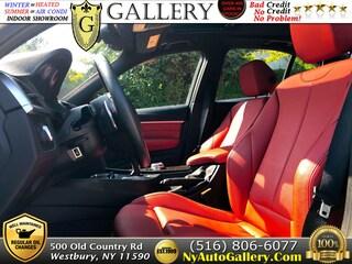 Used 2016 BMW 3-Series 328i Sedan for Sale in Westbury NY