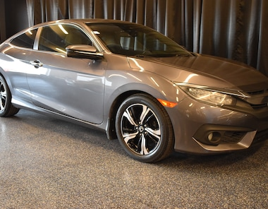 2016 Honda Civic Coupe TOURING + CUIR + TOIT + NAVI Coupe