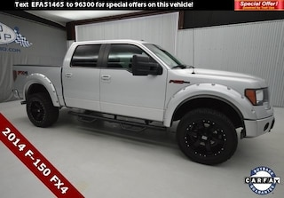 2014 Ford F-150 Lifted Truck SuperCrew Cab in San Antonio, TX