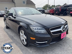 2013 Mercedes-Benz CLS-Class CLS 550 4MATIC Coupe