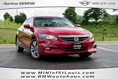 Bargain Vehicles for sale 2012 Honda Accord EX-L Coupe in Saint Louis, MO