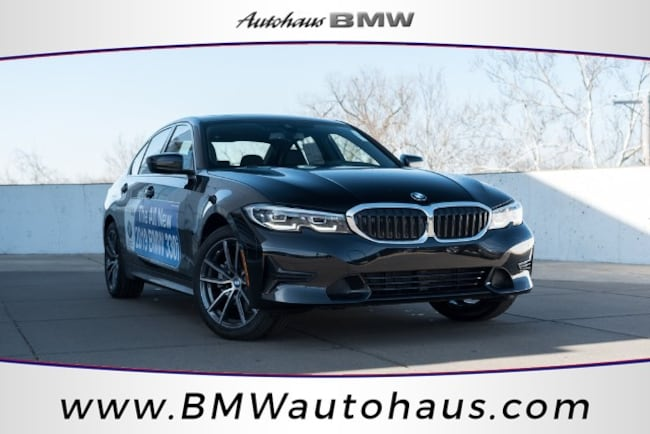 New 2019 BMW 330i xDrive Sedan for sale in St. Louis, MO