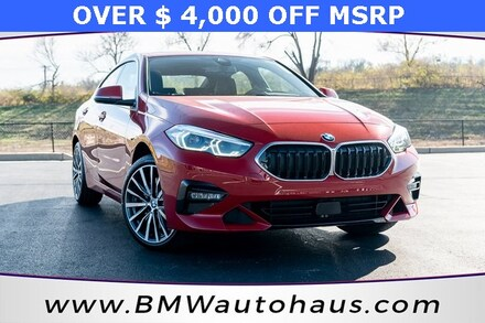 Featured used 2021 BMW 228i xDrive Gran Coupe for sale in St. Louis, MO