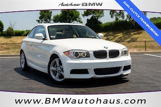 Pre-Owned 2013 BMW 1 Series 135i Coupe in Saint Louis, MO