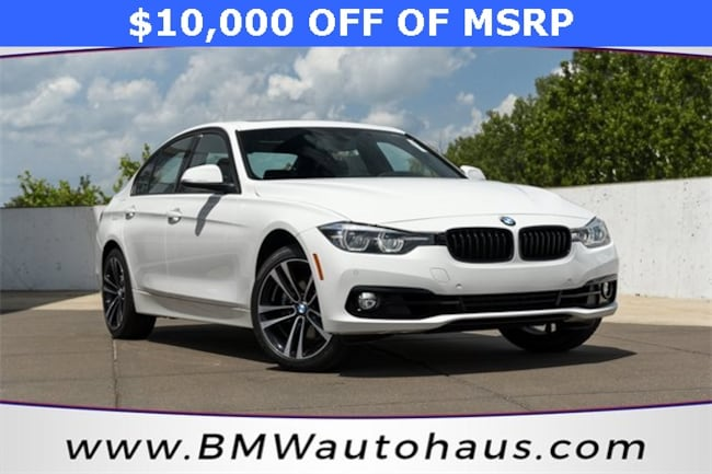 Pre-Owned 2018 BMW 3 Series 330i xDrive Sedan for sale in St. Louis, MO