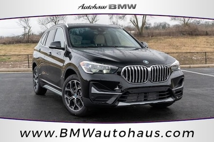 Featured new 2021 BMW X1 xDrive28i SAV for sale in St. Louis, MO