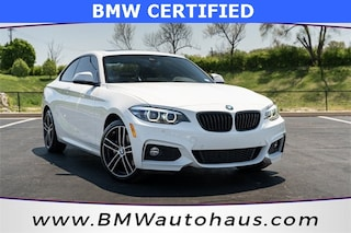 Pre-Owned 2020 BMW 2 Series 230i xDrive Coupe in Saint Louis, MO