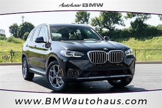 New 2022 BMW X3 xDrive30i SAV for sale in St Louis, MO