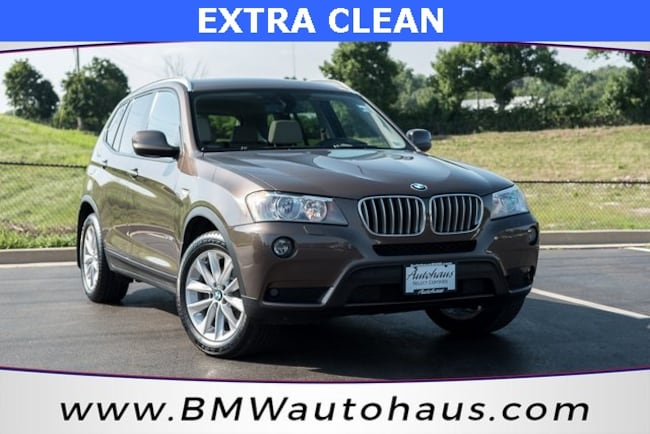 Pre-Owned 2014 BMW X3 xDrive28i SUV for sale in St. Louis, MO