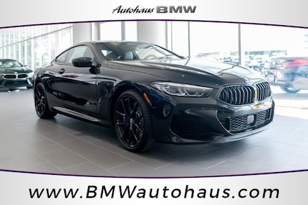 Featured new 2021 BMW M850i xDrive Coupe for sale in St. Louis, MO