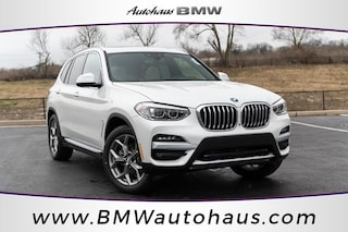New 2021 BMW X3 PHEV xDrive30e SAV for sale in St Louis, MO