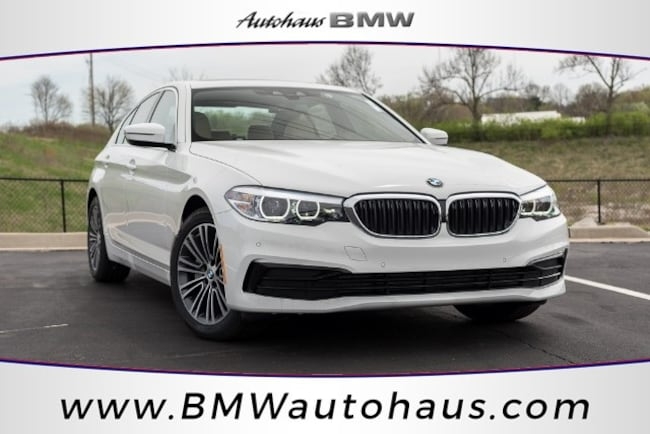 New 2019 BMW 530i xDrive Sedan for sale in St. Louis, MO